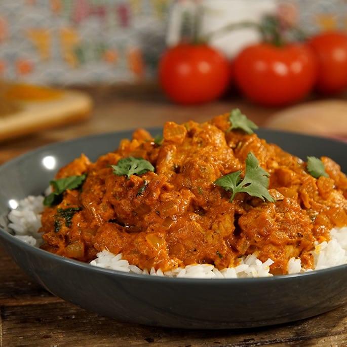 desi recipes chicken tikka masala