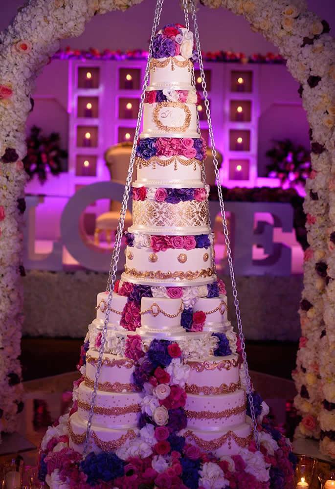desi wedding cakes - twenty-four