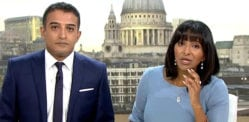 "Adil Ray and Ranvir Singh's GMB ""Asian Invasion"" divides Viewers"