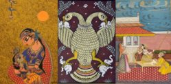 10 Unique Indian Folk Art Forms passed Down Generations