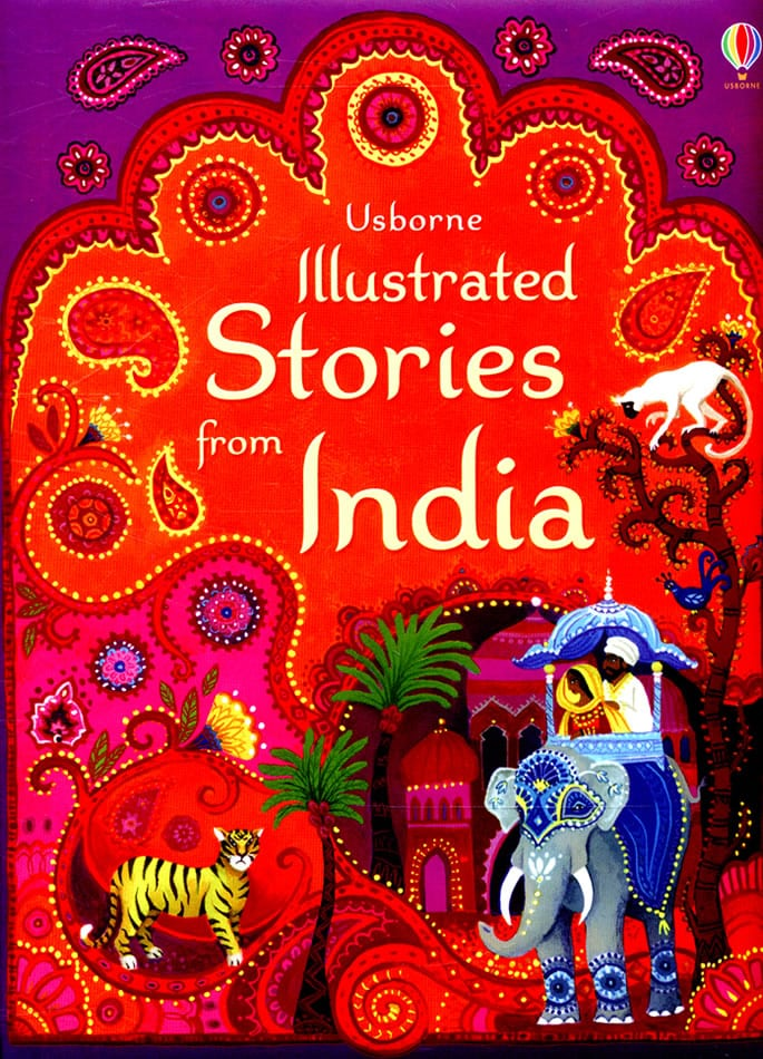 indian children's book - stories from india