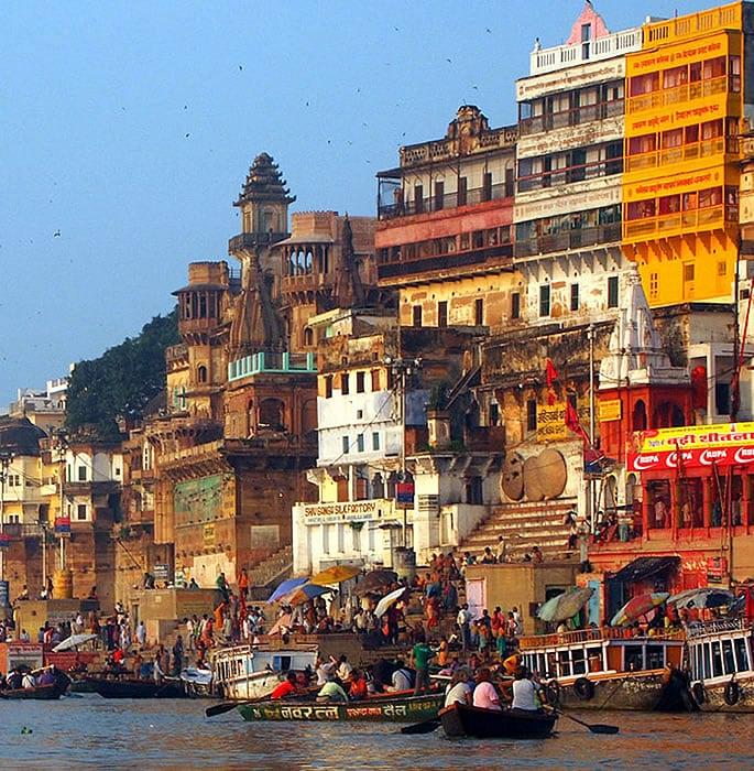 indian cities varanasi
