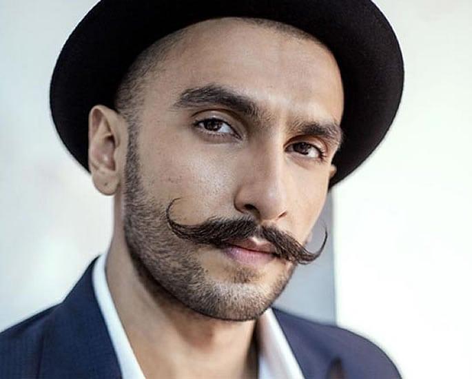 indian moustaches -handlebars
