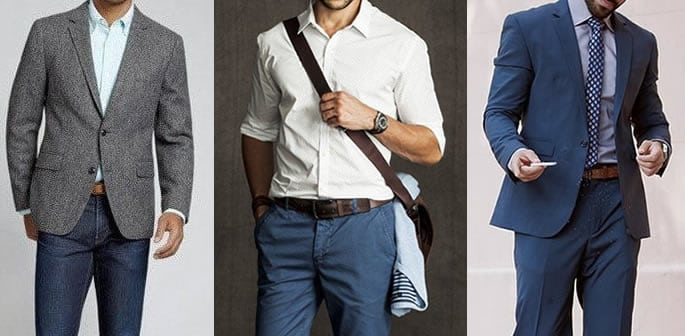 c15aa0493d2 Different Styles of Office Wear for Men to Wear
