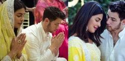 Roka Ceremony: Priyanka and Nick are Officially Engaged