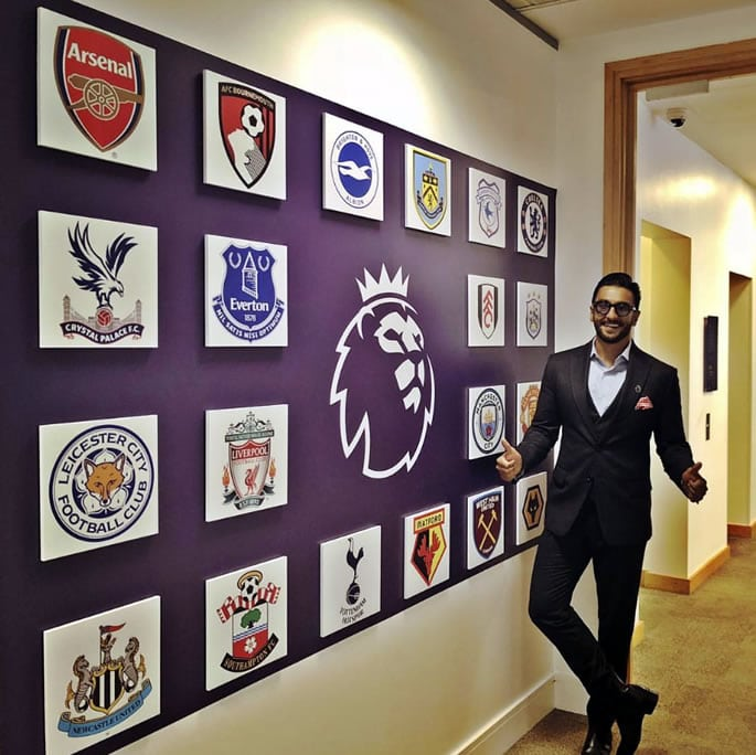ranveer singh premier league head office