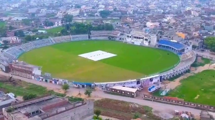 sialkot - cricket stadiums