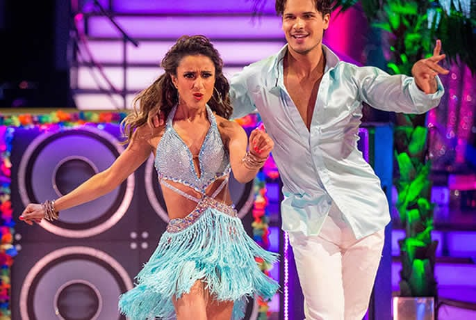 strictly come dancing anita