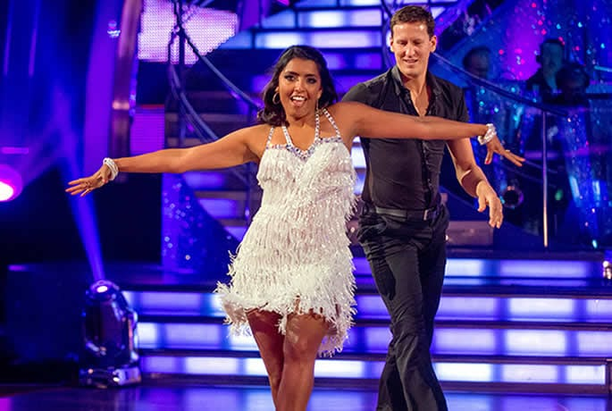 strictly come dancing sarker