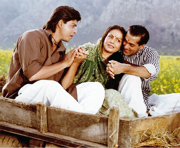 7 Bollywood Films with Characters of a Strong Mother - Karan Arjun