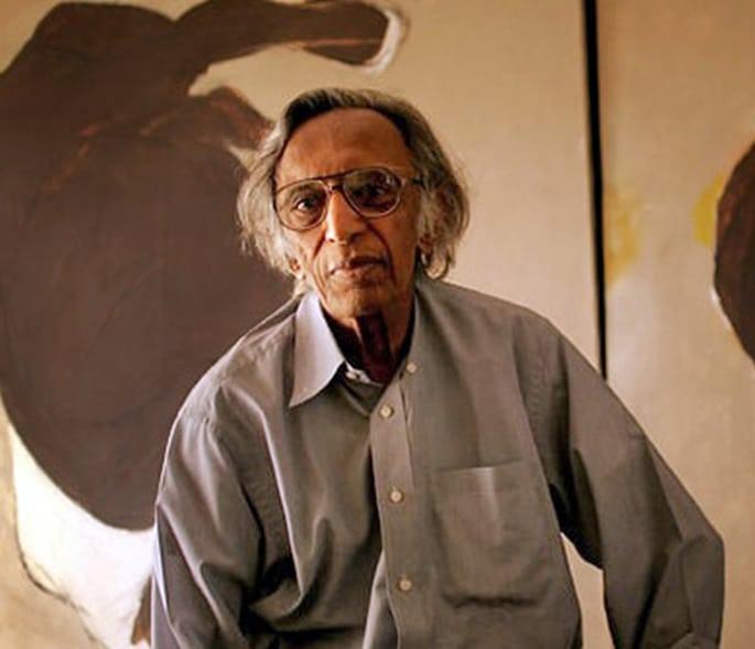 tyeb indian artists