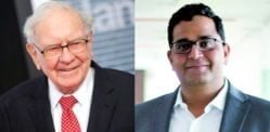 Indian Billionaire Vijay Shekhar Sharma partners with Warren Buffett