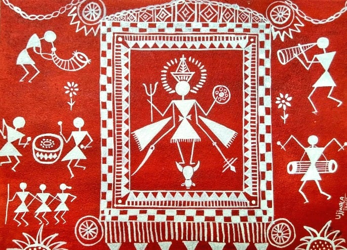 warli - Indian art form