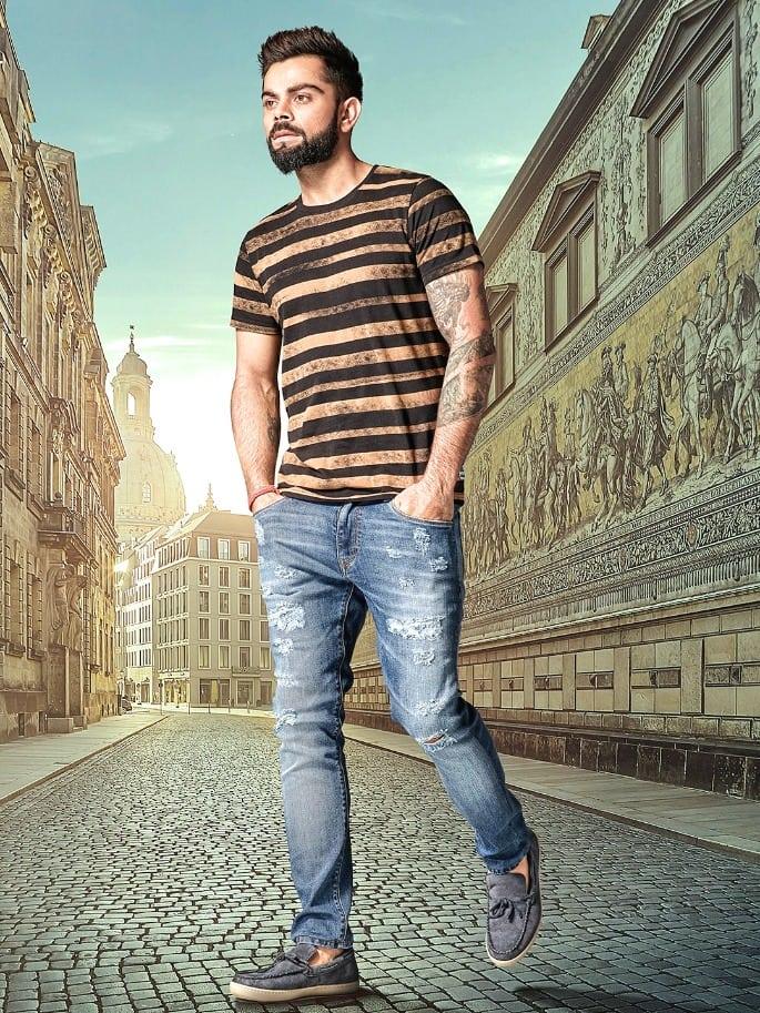 wrogn - सेलिब्रिटी फैशन ब्रांड