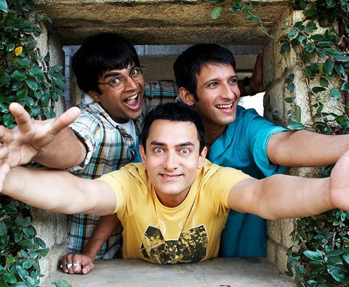 Bollywood Films Social Stigmas - 3 Idiots