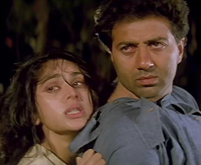 Bollywood films social stigmas - damini