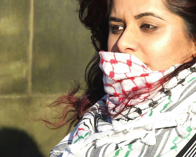 British Asian Female Spoken Word Poets - Afshan D'souza Lodhi