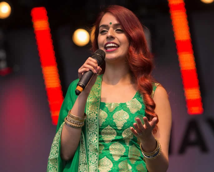 British Asian Female Spoken Word Poets - Jaspreet Kaur