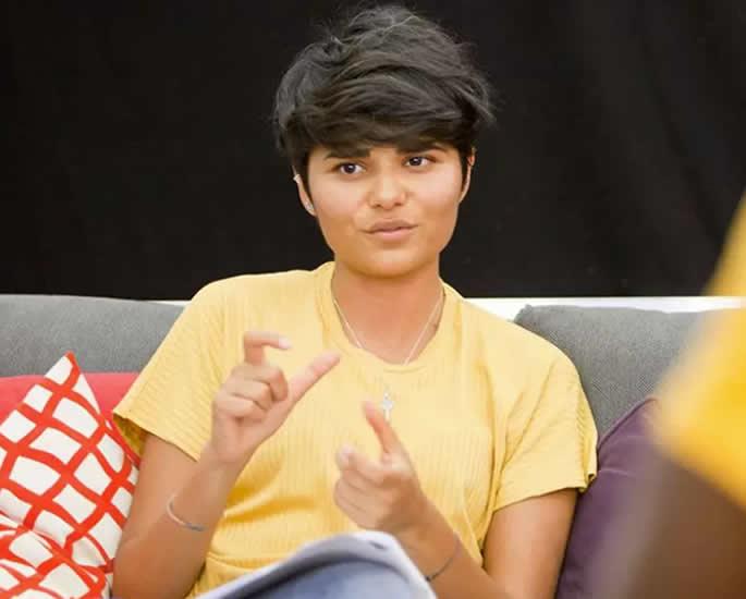 British Asian Female Spoken Word Poets - Sanah Ahsan