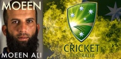 Moeen Ali 'Osama' Enquiry ended by Cricket Australia