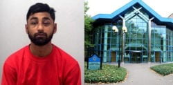 Mohamed Hussain jailed for Attacking Woman with Meat Cleaver