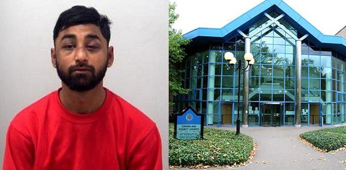 Mohamed Hussain jailed