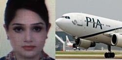 PIA Air Hostess accused of Smuggling Missing in Canada