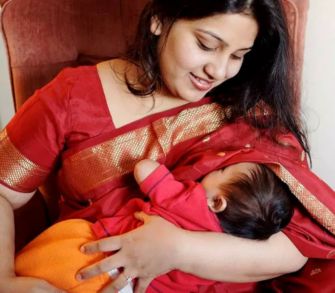 Probiotics Benefit Women breastfeeding