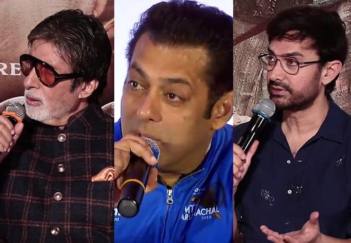 Tanushree Dutta - AB, Salman Aamir