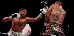 Amir Khan Defeats Samuel Vargas so Who's Next?