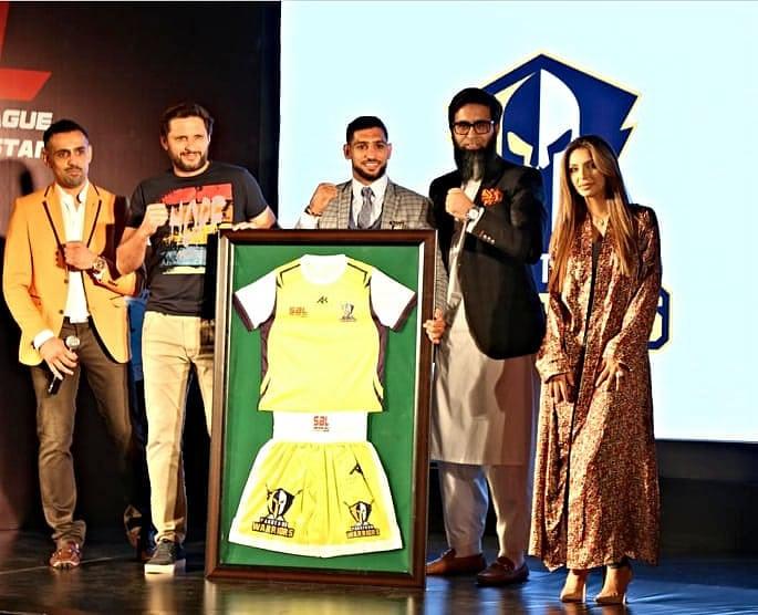 amir khan pakistan boxing league
