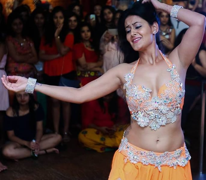 best belly dancers india - meher malik