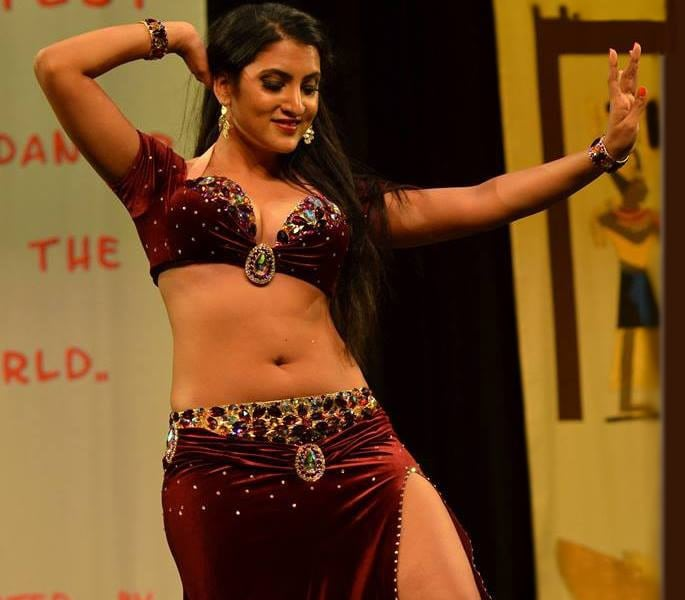 best belly dancers india - payal gupta