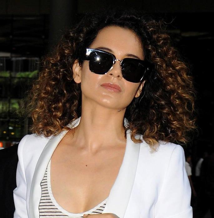 bollywood star sunglasses - kangana