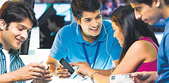 chinese smartphones india