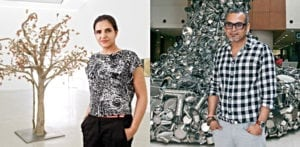 contemporary indian artists - featured