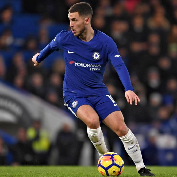 hazard - premier league players
