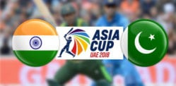India vs Pakistan Asia Cup 2018: Great Neighbours Clash