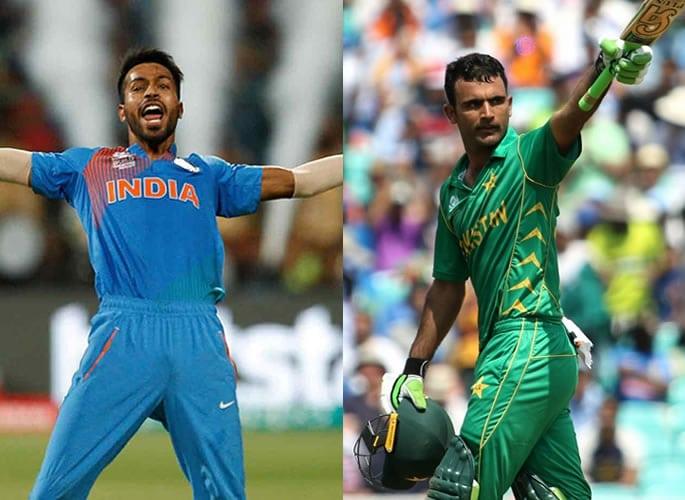 india vs pakistan players