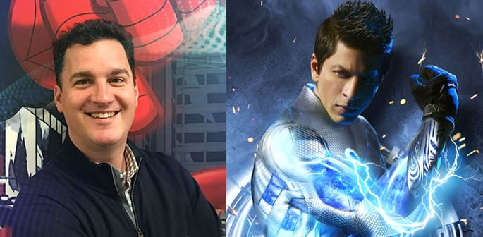 marvel srk indian
