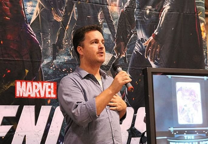 marvel stephen whacker - Indian content