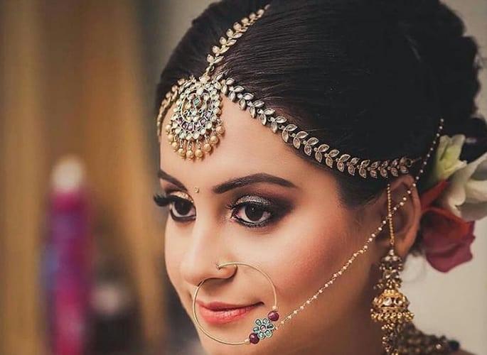 Pakistani Bridal Matha Patti Latest Bridal Jewelry In Pakistan