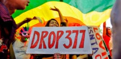 Gay Sex Legalised by Indian Supreme Court