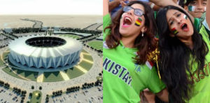 pakistan cricket stadiums