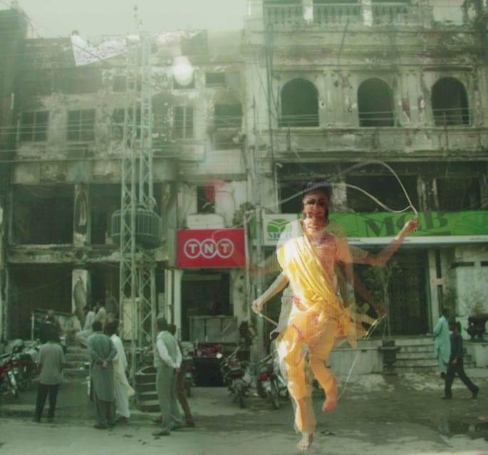 pakistani artists syeda