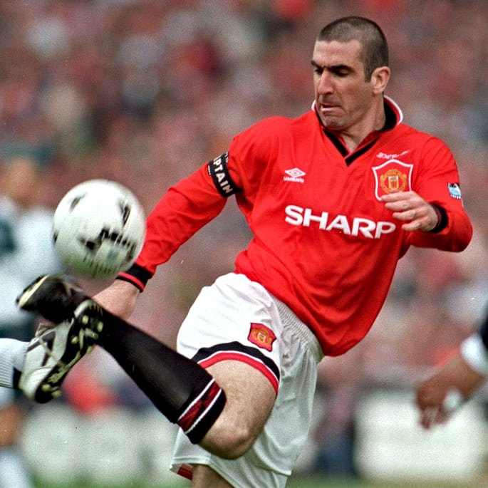 premier league players - cantona