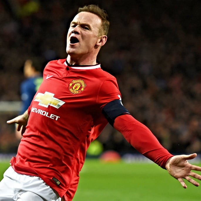 premier league players - rooney