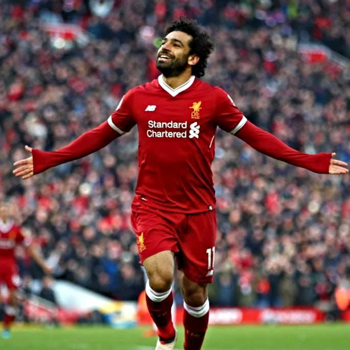 premier league players - salah
