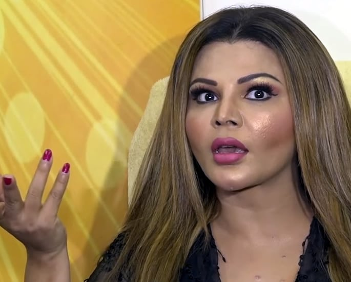 rakhi sawant dutta on drugs