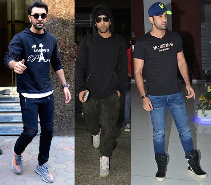 ranbir kapoor trainers sneakers